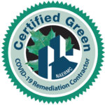 Certified Green COVID-19 Remediation Contractor Logo